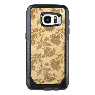 Funda OtterBox Para Samsung Galaxy S7 Edge Estampados de plores abstractos del otoño/de la