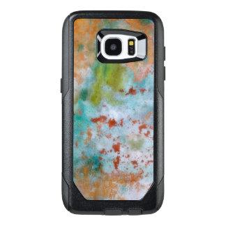 Funda OtterBox Para Samsung Galaxy S7 Edge Fuerte pintado Hayden, WA de la pared el |