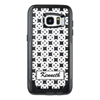 Funda OtterBox Para Samsung Galaxy S7 Edge Gamepad negativo de Kenneth Yoncich