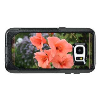Funda OtterBox Para Samsung Galaxy S7 Edge Gladiolo