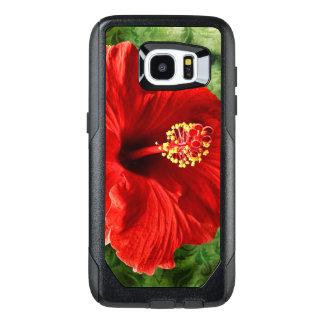 Funda OtterBox Para Samsung Galaxy S7 Edge Hibisco