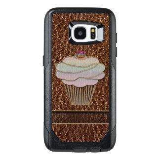 Funda OtterBox Para Samsung Galaxy S7 Edge Hornada de la Cuero-Mirada