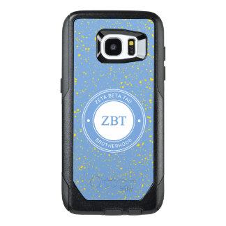 Funda OtterBox Para Samsung Galaxy S7 Edge Insignia beta del Tau el | de la zeta