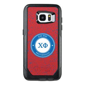 Funda OtterBox Para Samsung Galaxy S7 Edge Insignia de la phi el | de la ji