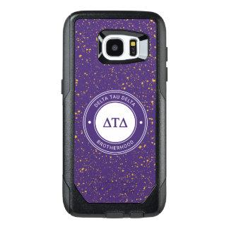 Funda OtterBox Para Samsung Galaxy S7 Edge Insignia del delta el | del Tau del delta