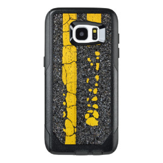Funda OtterBox Para Samsung Galaxy S7 Edge Línea amarilla doble decaída