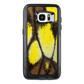Funda OtterBox Para Samsung Galaxy S7 Edge Modelo del ala del primer de la mariposa tropical