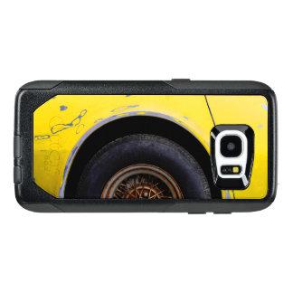 Funda OtterBox Para Samsung Galaxy S7 Edge Neumático oxidado de Roadmaster, pelando el coche