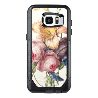 Funda OtterBox Para Samsung Galaxy S7 Edge Ramo del vintage