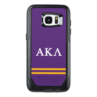 Funda OtterBox Para Samsung Galaxy S7 Edge Raya alfa del deporte de la lambda el | de Kappa