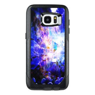 Funda OtterBox Para Samsung Galaxy S7 Edge Respire otra vez los sueños de la noche de Yule