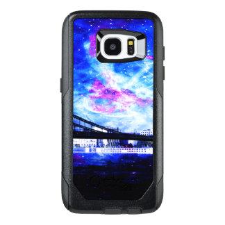 Funda OtterBox Para Samsung Galaxy S7 Edge Sueños de Budapest del amante