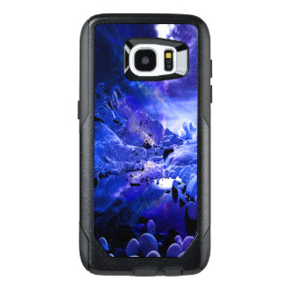 Funda OtterBox Para Samsung Galaxy S7 Edge Sueños de la noche de Yule