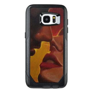 """Funda OtterBox Para Samsung Galaxy S7 Edge UrbnCape caso de Samsung S7 Otterbox """"del beso"""""""