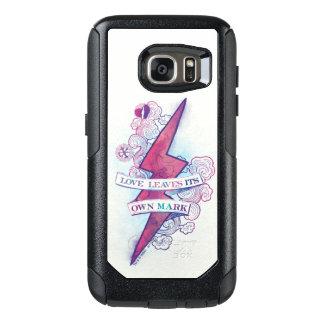 Funda Otterbox Para Samsung Galaxy S7 El amor del encanto el | de Harry Potter deja su