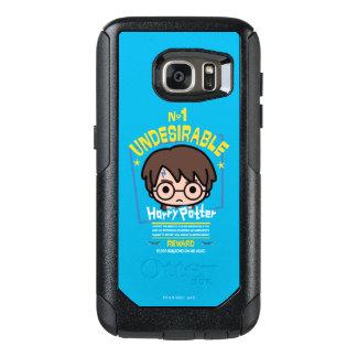 Funda Otterbox Para Samsung Galaxy S7 El dibujo animado Harry Potter quiso el gráfico