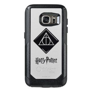 Funda Otterbox Para Samsung Galaxy S7 El encanto el | de Harry Potter mortal santifica