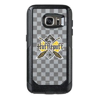 Funda Otterbox Para Samsung Galaxy S7 Escudo de Harry Potter el | Gryffindor QUIDDITCH™