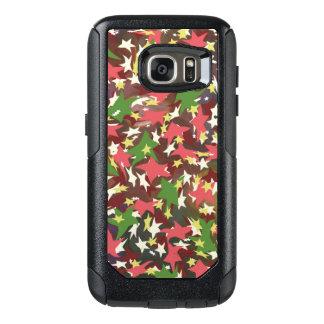 Funda Otterbox Para Samsung Galaxy S7 Estrellas que remolinan coloridas hermosas