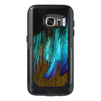 Funda Otterbox Para Samsung Galaxy S7 Extracto de la pluma de Motmot