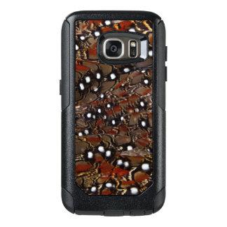Funda Otterbox Para Samsung Galaxy S7 Extracto de la pluma del pecho de Tragopan