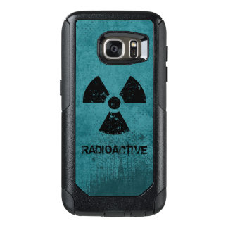 Funda Otterbox Para Samsung Galaxy S7 Grunge radiactivo del Selecto-UNO-Color
