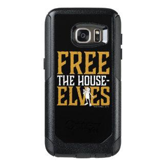 Funda Otterbox Para Samsung Galaxy S7 Harry Potter el | libremente los duendes de la