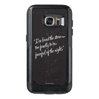Funda Otterbox Para Samsung Galaxy S7 He amado las estrellas