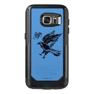 Funda Otterbox Para Samsung Galaxy S7 Icono de Harry Potter el | Ravenclaw Eagle