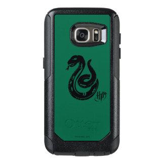 Funda Otterbox Para Samsung Galaxy S7 Icono de la serpiente de Harry Potter el |