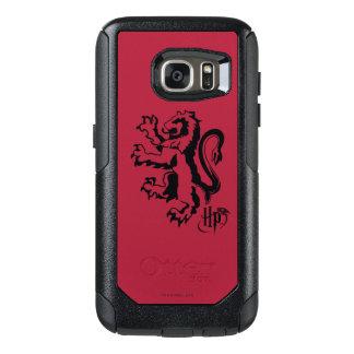 Funda Otterbox Para Samsung Galaxy S7 Icono del león de Harry Potter el | Gryffindor