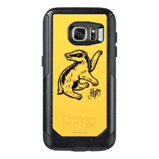 Funda Otterbox Para Samsung Galaxy S7 Icono del tejón de Harry Potter el | Hufflepuff