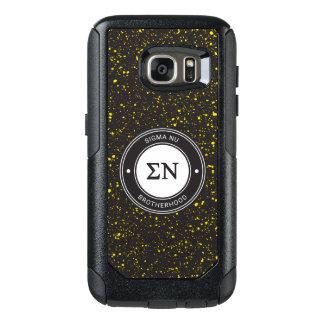 Funda Otterbox Para Samsung Galaxy S7 Insignia de NU el   de la sigma