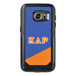 Funda Otterbox Para Samsung Galaxy S7 Letras del Griego de rho el | del delta de Kappa