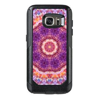 Funda Otterbox Para Samsung Galaxy S7 Mandala cósmica de la convergencia