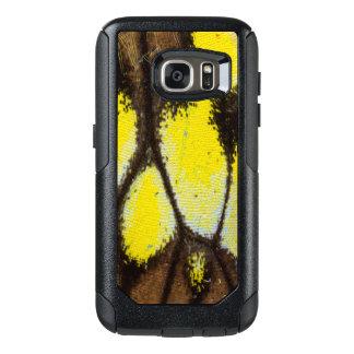 Funda Otterbox Para Samsung Galaxy S7 Modelo del ala del primer de la mariposa tropical