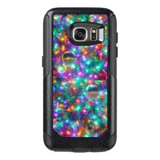 Funda Otterbox Para Samsung Galaxy S7 Navidad de lujo