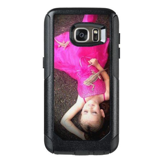 Funda Otterbox Para Samsung Galaxy S7 No cada caso de princesa Wants A Pony Phone
