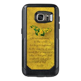 Funda Otterbox Para Samsung Galaxy S7 No sea verso conformado de la biblia