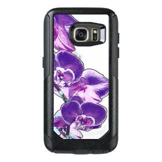 Funda Otterbox Para Samsung Galaxy S7 Orquídeas