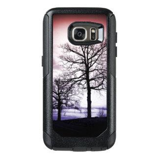 Funda Otterbox Para Samsung Galaxy S7 Puesta del sol del otoño