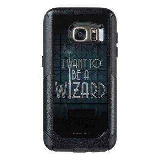 Funda Otterbox Para Samsung Galaxy S7 Quiero ser mago