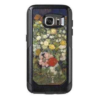 Funda Otterbox Para Samsung Galaxy S7 Ramo de flores en un florero