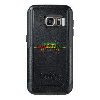 Funda Otterbox Para Samsung Galaxy S7 RIiddim arraiga la caja de radio de la galaxia S7