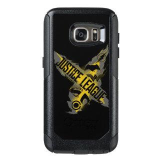 Funda Otterbox Para Samsung Galaxy S7 Símbolos de la liga y del equipo de justicia de la
