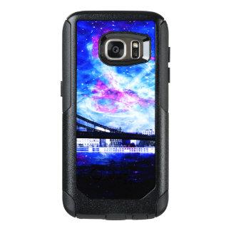Funda Otterbox Para Samsung Galaxy S7 Sueños de Budapest del amante