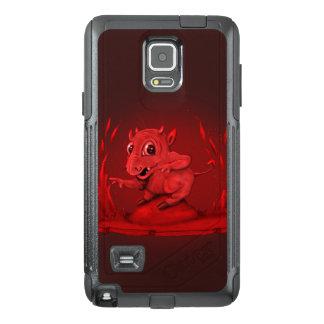 Funda OtterBox Para Samsung Note 4 BIDI Samsung EXTRANJERO MALVADO observan el CS 4