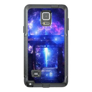 Funda OtterBox Para Samsung Note 4 Camino iridiscente a dondequiera