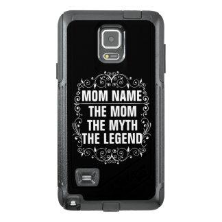 Funda OtterBox Para Samsung Note 4 El día de madre feliz de la mamá
