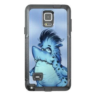 Funda OtterBox Para Samsung Note 4 Nota EXTRANJERA 4 de Samsung del DIBUJO ANIMADO